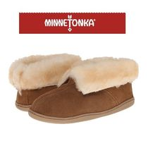 即発送 Minnetonka SHEEPSKIN ANKLE ブーツ