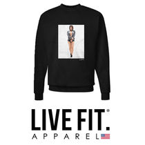 【関税,送料込み】Live Fit(LVFT) Alicia Coates Crewneck
