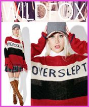 ☆日本未入荷☆新作Wildfox*OVERSLEPT IDK SWEATER