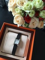 VIPセール HERMES(エルメス) Heure H Ladies Watch W037877WW00