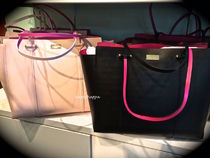 【kate spade】10月秋の新色annelleトートバッグarbour hill☆