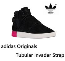 ☆newカラー☆ Black♪adidas Originals Tubular Invader Strap