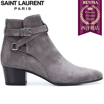 16/17秋冬入荷!┃SAINT LAURENT┃BLAKE BOOTS┃11631862