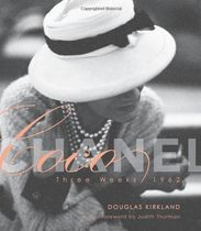 Coco Chanel: Three Weeks/1962 Hardcover 写真集