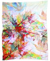 ◆JUNIQE◆Abstract Autumn 2 ブランケット By Mareike Bohmer