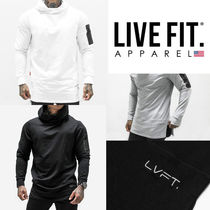Live Fit(リブフィット) パーカー 【関税,送料込み】Live Fit(LVFT)Assassin Hoodie 3カラー