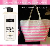 トートバッグのオマケ付 Coconut Milk Hydrating Body Lotion