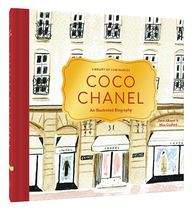 CHANEL(シャネル) 本・雑誌(アート・ファッション) Library of Luminaries: Coco Chanel: An Illustrated Biography