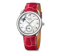 VIPセール HERMES(エルメス) Arceau Lune GM Ladies W041047WW00