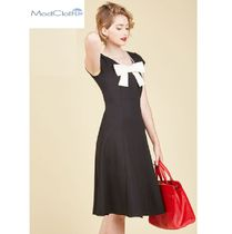 modcloth(モドクロス) ワンピース ☆ModCloth☆Be There With Bows ワンピース