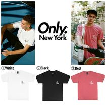 ONLY NY(オンリーニューヨーク) Tシャツ・カットソー 【ONLY NY×NYC】☆16AW新作コラボ☆City of NY Pocket T-Shirt