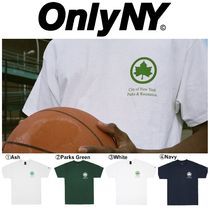 【ONLY NY×NYC】☆16AW新作☆話題コラボ☆NYC Parks T-Shirt