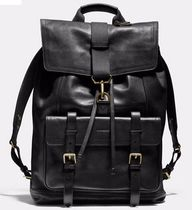 ★関税負担★COACH★BLEECKER backpack in leather