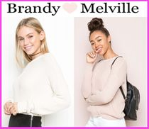 ☆新作*日本未入荷☆Brandy Melville*SAVANNAH SWEATER