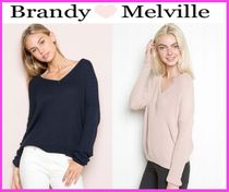 ☆新作*日本未入荷☆Brandy Melville*LANCE SWEATER