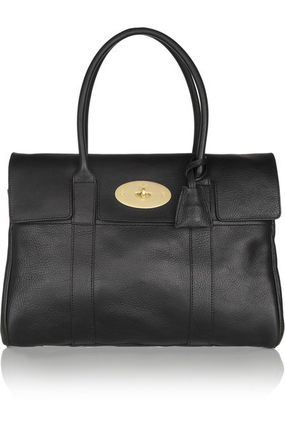 Mulberry トートバッグ ▲国内発・送料関税込▲ 新作 MULBERRY Bayswater トートバッグ