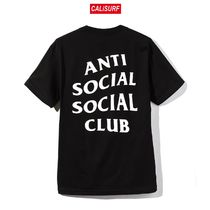 Sサイズ ANTISOCIAL CLUB Logo Tee 2/BLACK