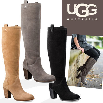 -Ugg Australia-AVA long knee-length boots and