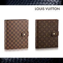 【Louis Vuitton】ヴィトン★Large Ring Agenda Cover手帳カバー