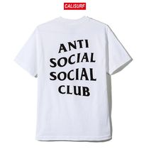 Mサイズ ANTISOCIAL CLUB Club Tee 2 White W/Tiffany
