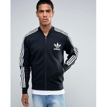 ADIDAS MEN'S ORIGINALS☆ADICOLOR TRACK TOP ブラック B10719