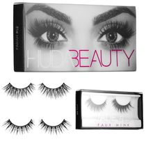 Huda Beauty Faux Mink Lash Collection 送料込 大人気付け睫毛