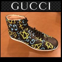 16AW新作★GUCCI GHOST スニーカー 即発送 関税込