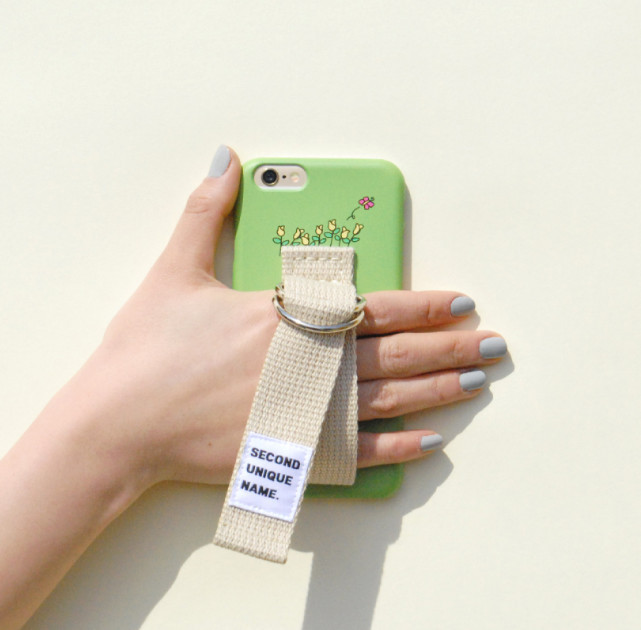 ◆SECOND UNIQUE NAME◆SUN CASE LIGHT GREEN IVORY