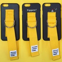 ◆SECOND UNIQUE NAME◆SUN CASE BLACK YELLOW