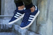 Adidas  CAMPUS 80s JAPAN PACK VNTG Navy White EMS対応 限定