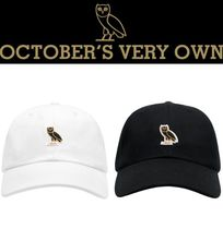 *OCTOBERS VERY OWN*キャップ OWL LOGO SPORTCAP