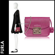 ★3-7日着/追跡付【FURLA】Metropolis Mini Crossbody/BGZ7