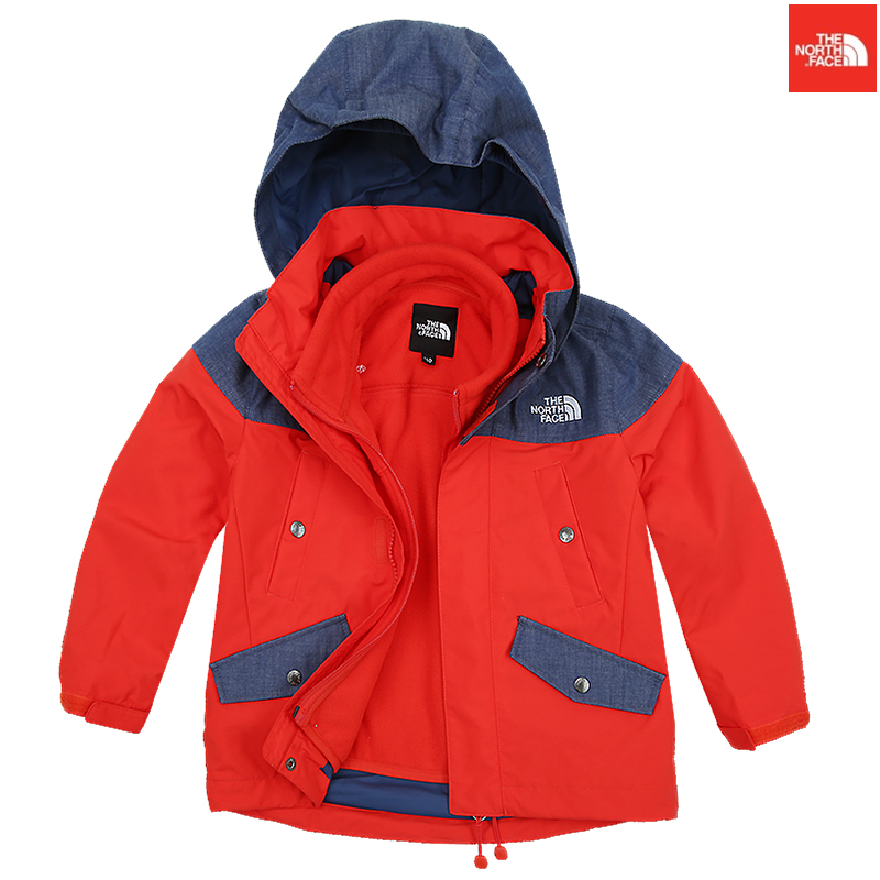【新作】 THE NORTH FACE 大人気 ★ キッズ NEW WASCO JACKET ★
