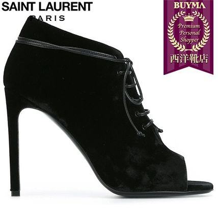 16/17秋冬入荷!┃SAINT LAURENT┃CLASSIC JANE 105 ANKLE BOOTS