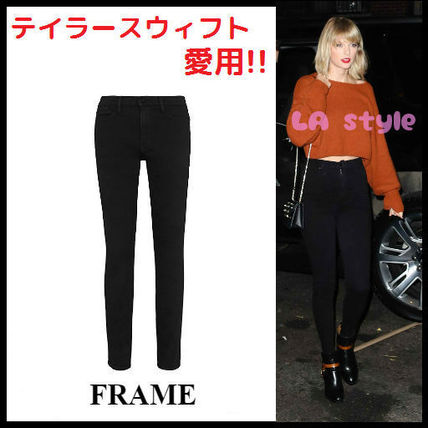 【FRAME】テイラー愛用!EXCLUSIVE Le High Skinny