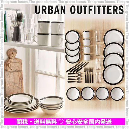Urban Outfitters☆新生活のためのオールインワン 食器セット