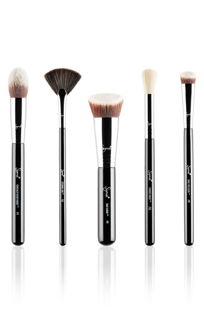 Sigma Beauty☆限定セット('Baking & Strobing' Brush Set)
