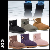 ★追跡付【UGG】女性用/MINI BAILEY Button II
