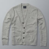 ★即発送★在庫あり★A&F★Button-Front Iconic Cardigan★