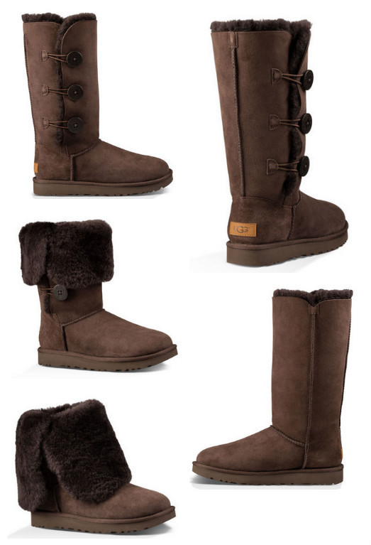 関返★UGG Womens Bailey Button Triplet II ★