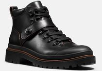 【Coach】CEDAR hiker boot