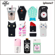 valfre iPhone7ケース★COLD BITCH他 全11柄