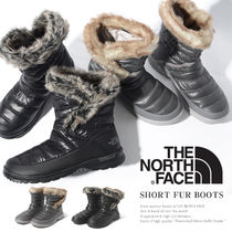 HE NORCE FACE ショート ブーツ レディースWomen's ThermoBall