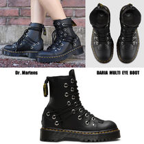 Dr Martens★DARIA MULTI EYE BOOT★ジッパー★32ホール