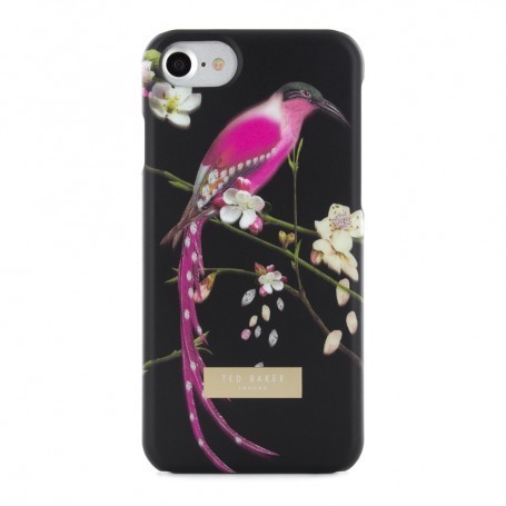 ☆TED BAKER Pink bird iPhone7ケース2色☆送関込