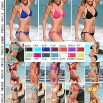 VENUS*TRIANGLE TOP & STRING SIDE BOTTOM BIKINI SET