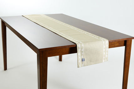 Table runner jubilee olive lace Nordic TR030YM