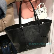 SALE、人気!!★Michael Kors★ Izzy Large Leather tote 各色