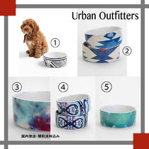 Urban Outfitters(アーバンアウトフィッターズ) フードボウル・えさ関連 Urban Outfitters 新作  ペットボウルセット 2個セット 国内発送