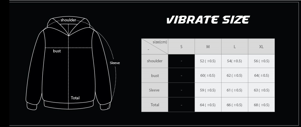 ★VIBRATE★BLACK LINE-EITHER SIDE ZIPPER HOODIE★フーディー